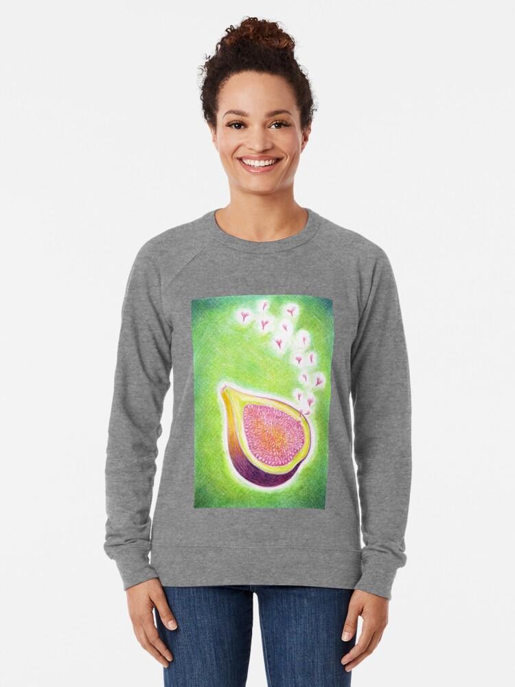 Alternative Ansicht von Feige Leichter Pullover