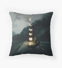 Moon Ride Floor Pillow