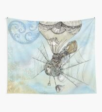Steam Punk Wall Tapestry