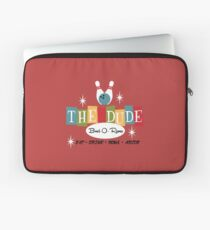 The Dude Bowling Laptop Sleeve