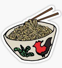 Indomie Bowl Sticker