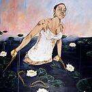 White Lily Emancipation by Ariel Jackson