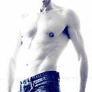 Torso VIII - Blue Jeans by Anthony Ogle
