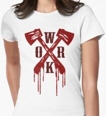 Work Bloody Hard T-Shirt