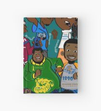 HBCU Posters Part 3 Hardcover Journal