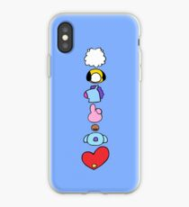 BTS Characters Vertical iPhone Case