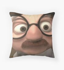 bernie Throw Pillow