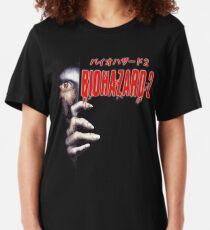 Biohazard Slim Fit T-Shirt