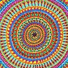 Mayan Mandala by suzanneran