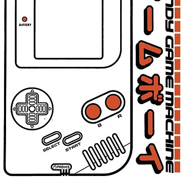 Handy Game Machine by martina1982