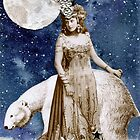 Moon Goddess of the North by WinonaCookie
