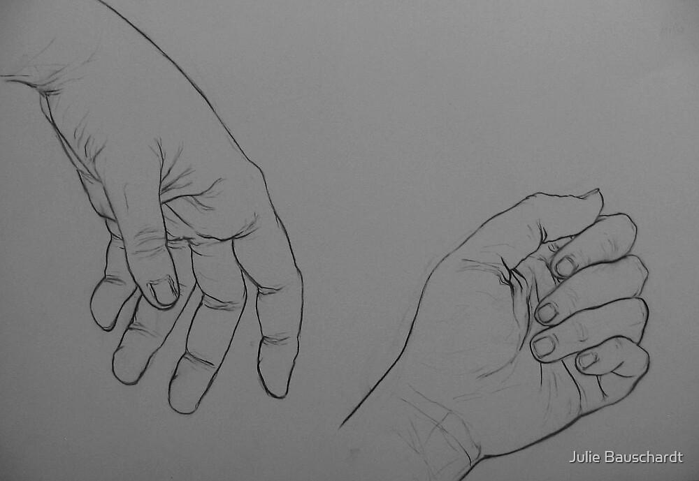hand study 1 by Julie Bauschardt