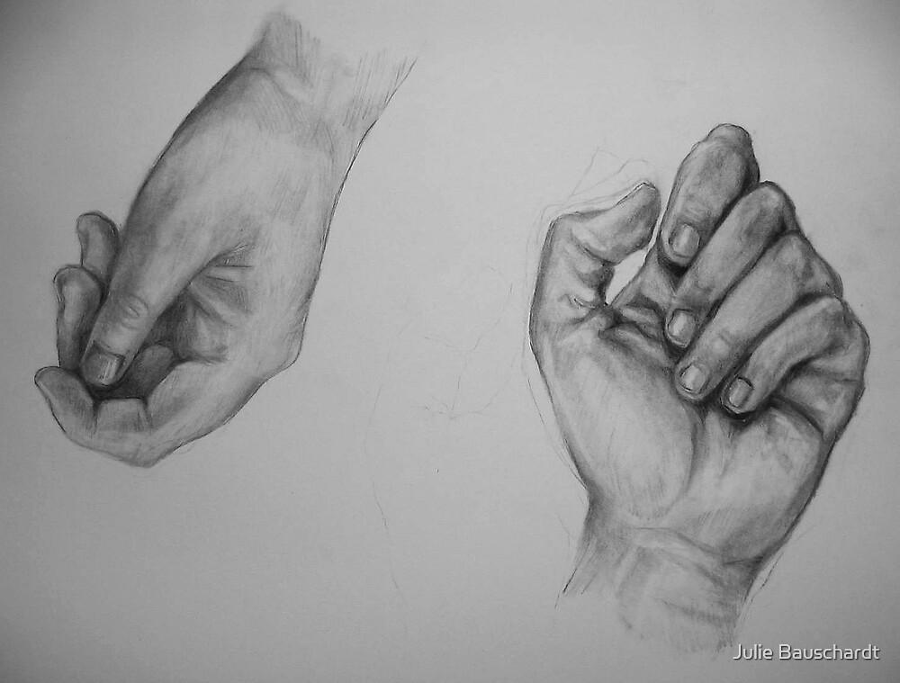 hands 2 by Julie Bauschardt