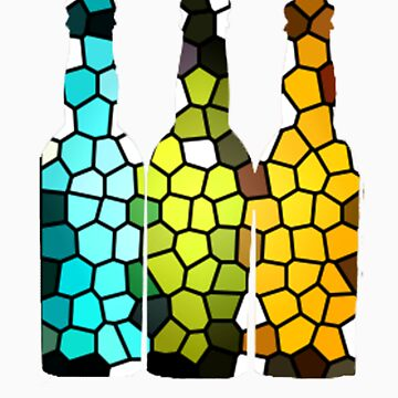 bottles by brentkuzma