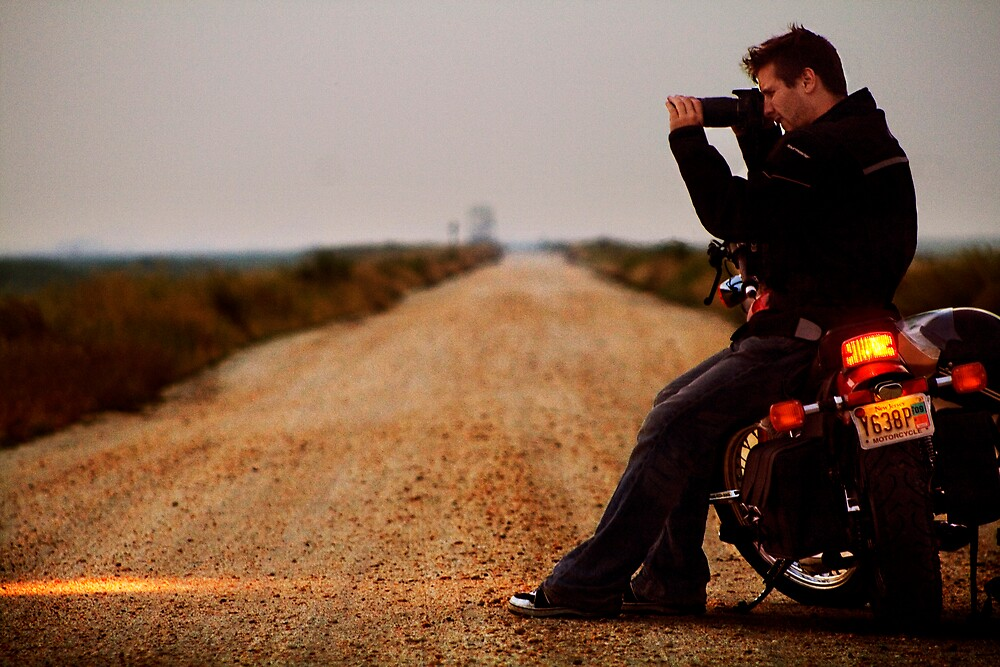 Camera and Cycle by Jason Howell
