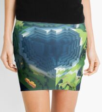 Minecraft Mini Skirt