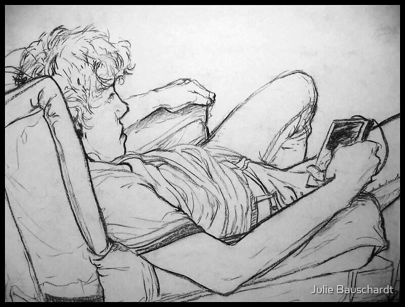Lazy Rene by Julie Bauschardt