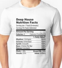 Deep House Unisex T-Shirt