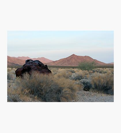 Lucy Gray Mountains Photographic Print
