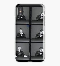 David Bowie Hero iPhone Case/Skin