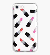 Mac Lipsticks Phone Cover White iPhone Case/Skin