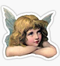 angel bby Sticker