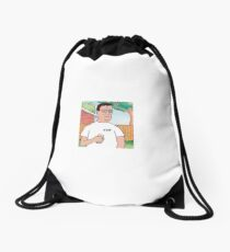 FTP KING OF THE HILL Drawstring Bag