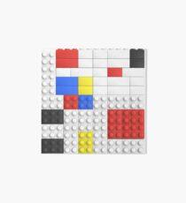 Mondrian Toy Bricks Art Board