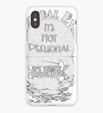 Neutral Evil iPhone Case