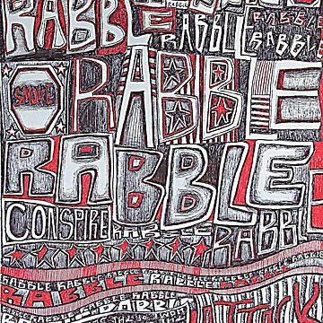 Rabble Rabble Rabble (DaFinger Designs) by coryvclark