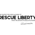 rescue liberty - daniel webster by razvandrc