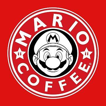 MARIO COFFEE by nando-ss