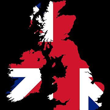 United Kingdom by raybound420