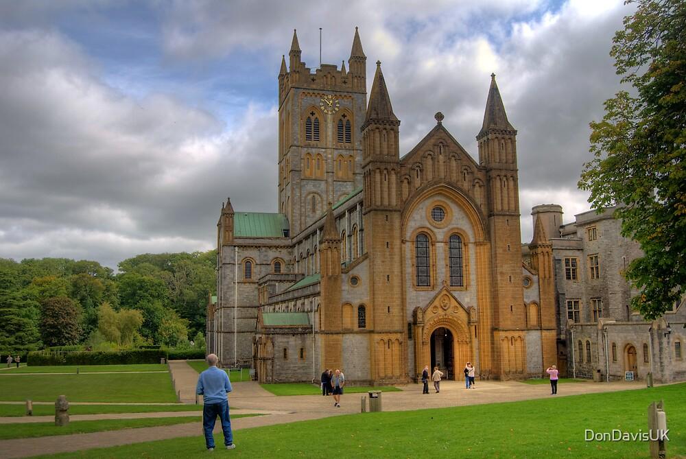 Buckfast Abbey by DonDavisUK
