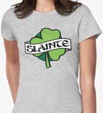 Slainte  Women's Fitted T-Shirt