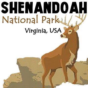 Parque Nacional Shenandoah Viaje Parque Estatal Virginia USA de Cbsbundles