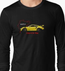 King of the Ring Long Sleeve T-Shirt