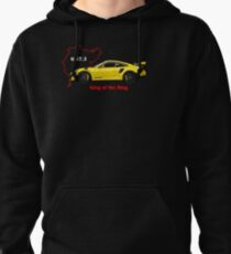 King of the Ring Pullover Hoodie