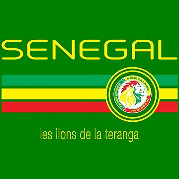 Football - Senegal (Away Green) by madeofthoughts