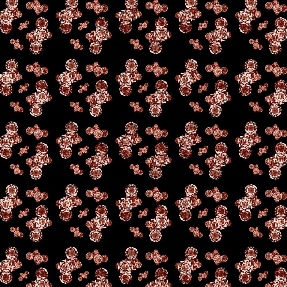 Kiku Pattern by illustrateme