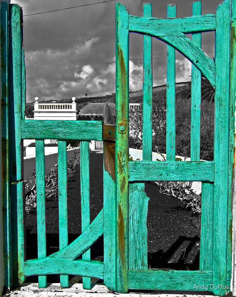 Delapidated Hacienda by Andy Duffus