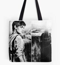 newty mc newt newt Tote Bag