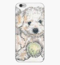 Bichon Frise Puppies iPhone Case