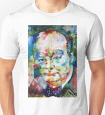 WINSTON CHURCHILL - portrait.8 Unisex T-Shirt