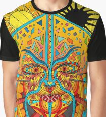 58 Fragmented mind - colorful image Graphic T-Shirt