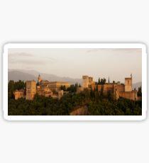 alhambra Sticker