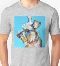 Cute SCHNAUZER Unisex T-Shirt