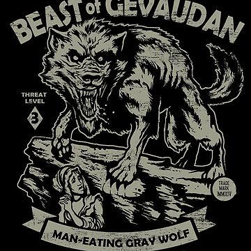 Beast of Gevaudan by HeartattackJack