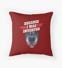 TOP GUN Throw Pillow