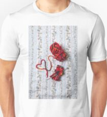 knitted with love Unisex T-Shirt